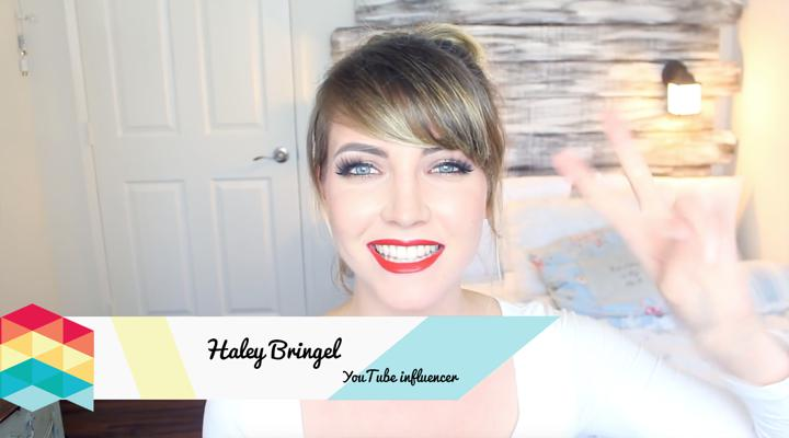 YOUTUBE INFLUENCER OF THE MONTH: HALEY