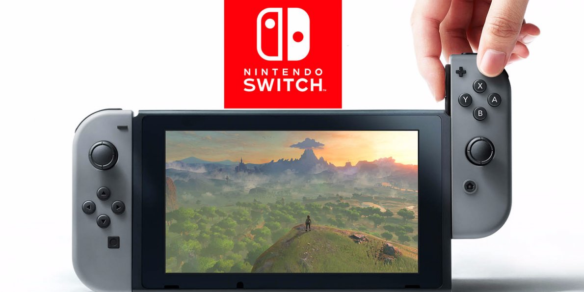 NINTENDO SWITCH: GAME CHANGER?