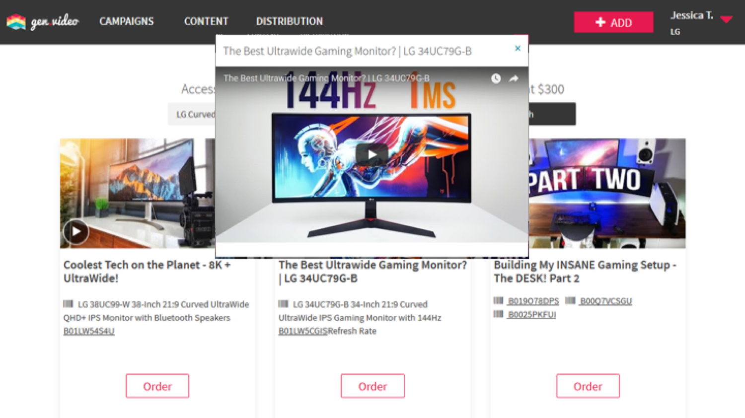 INTRODUCING ON DEMAND, ANNOUNCED TODAY AT SHOPTALK