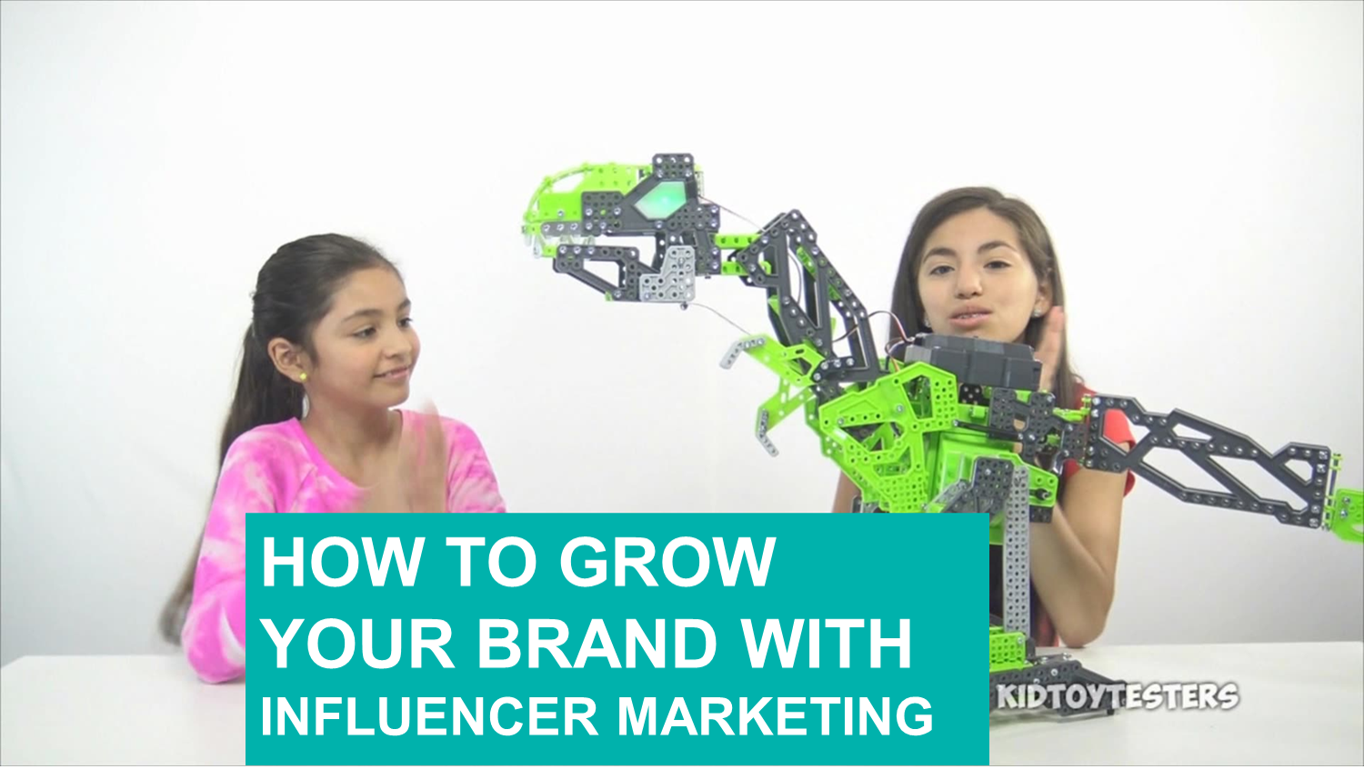 PODCAST: HOW TO GROW YOUR BRAND WITH INFLUENCER MARKETING