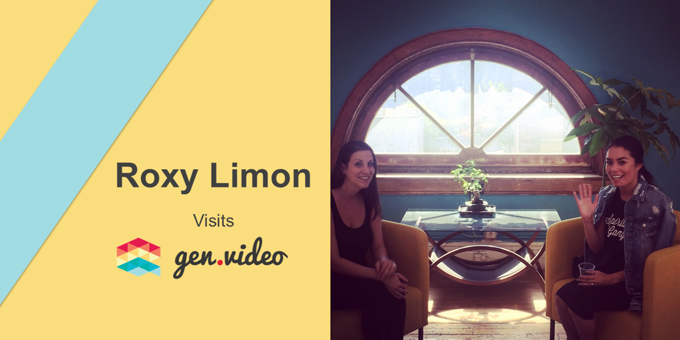 YOUTUBE INFLUENCER OF THE MONTH: ROXY LIMON