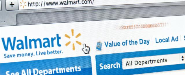 Ecommerce Walmart