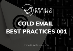 Why Your Cold Email Campaigns Could be Failing (...and how improv