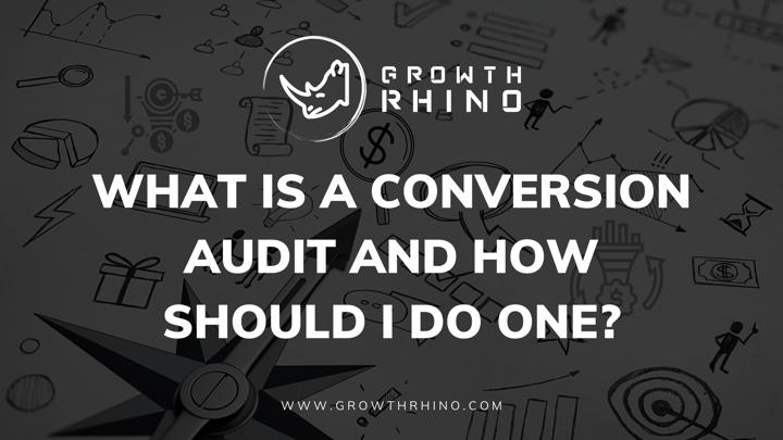 Conversion audit