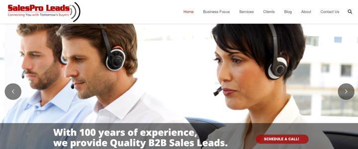 Sales Pro Lead