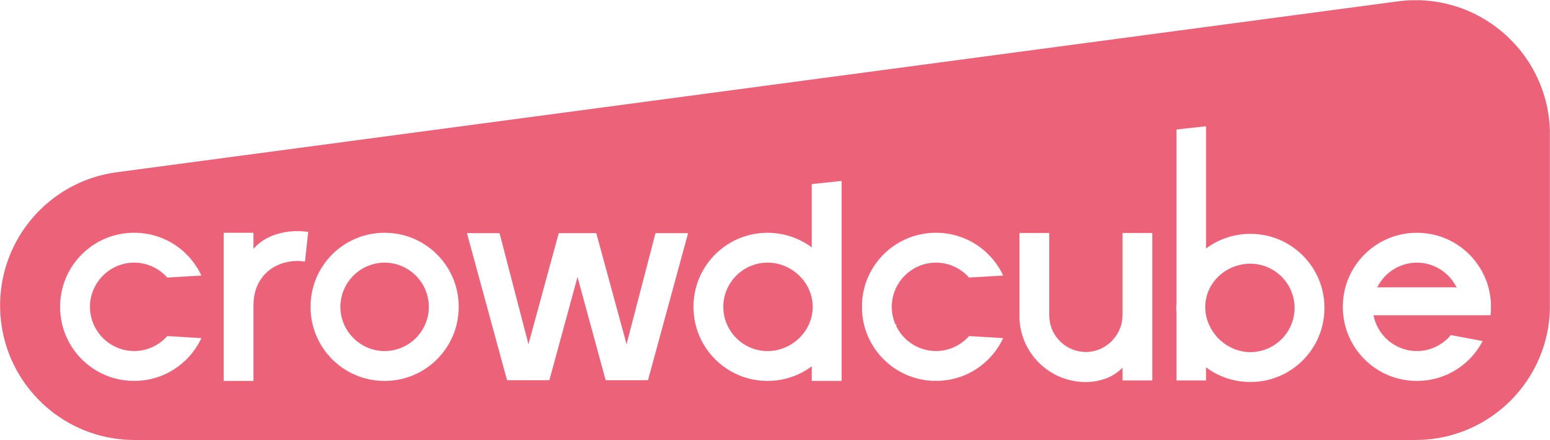 crowdcube logo in petpanion pink color