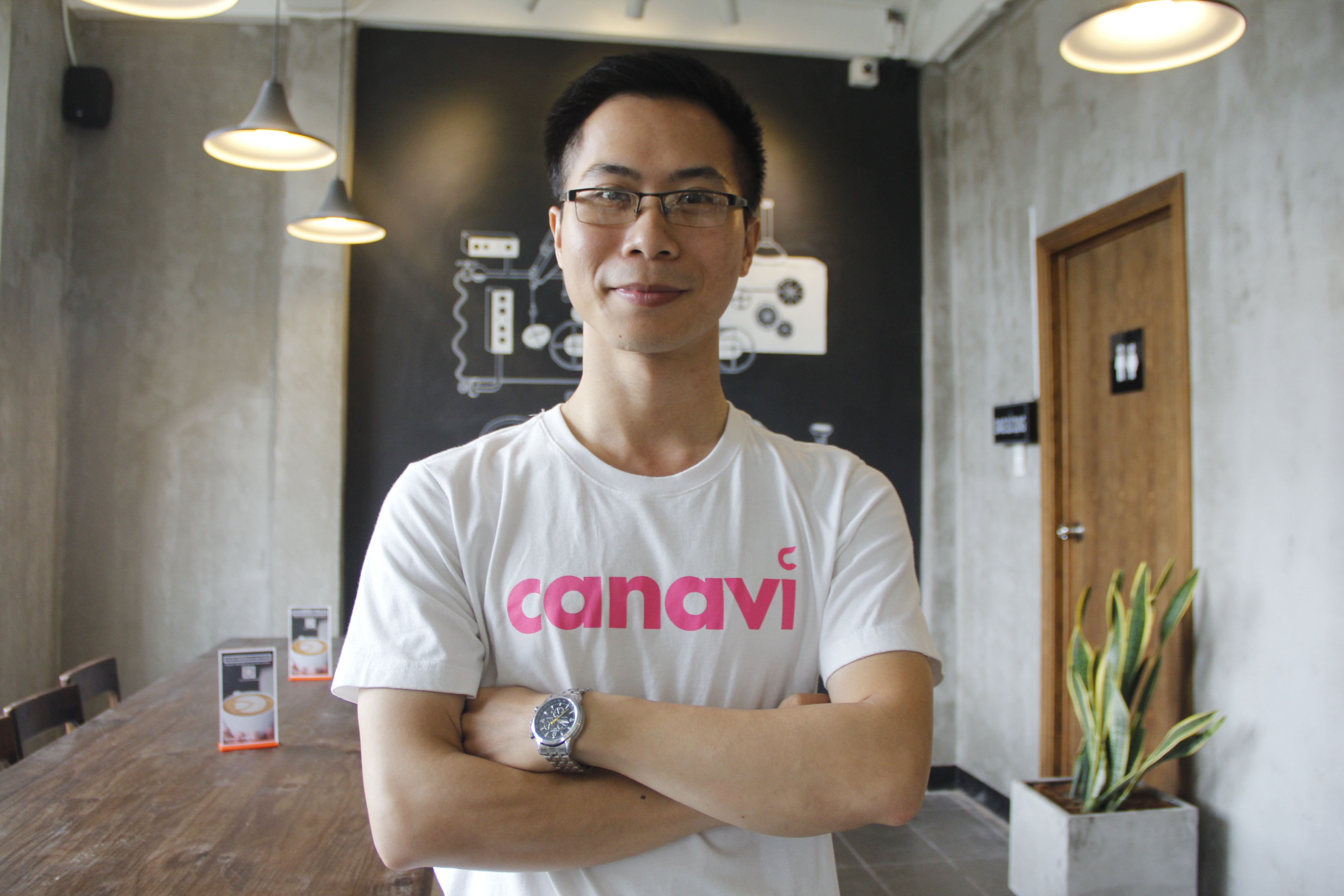 Cafe cùng founders: Anh Nguyễn Hoàng Hải, CEO của Canavi
