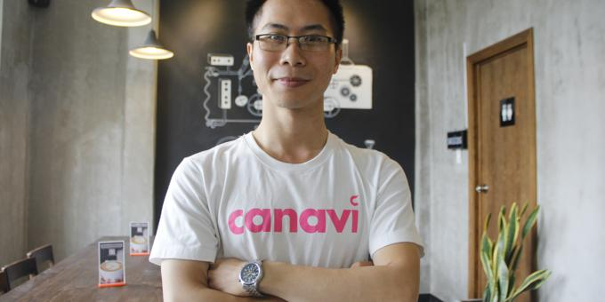 Vietnam Exclusive - Coffee with Founders: Hai Nguyen, CEO of Canavi