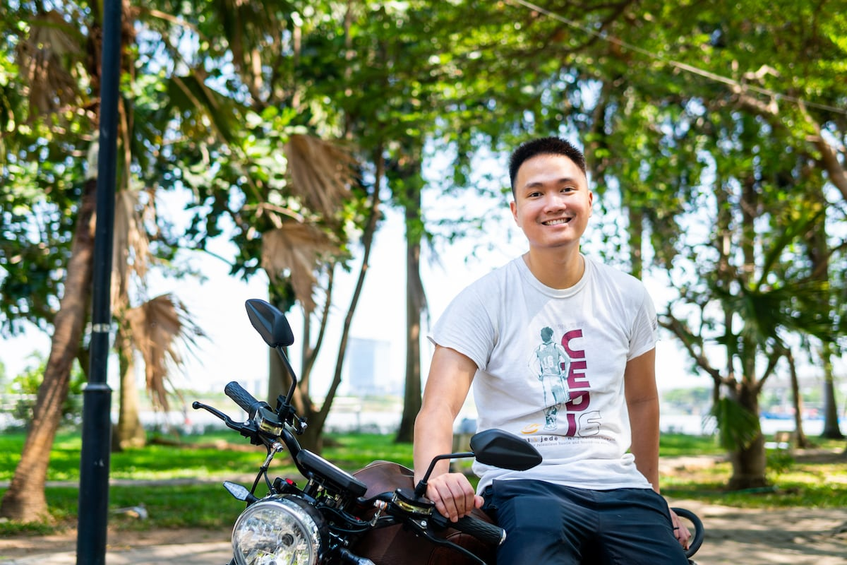 Cafe cùng founders: Sơn Nguyễn, CEO của Dat Bike