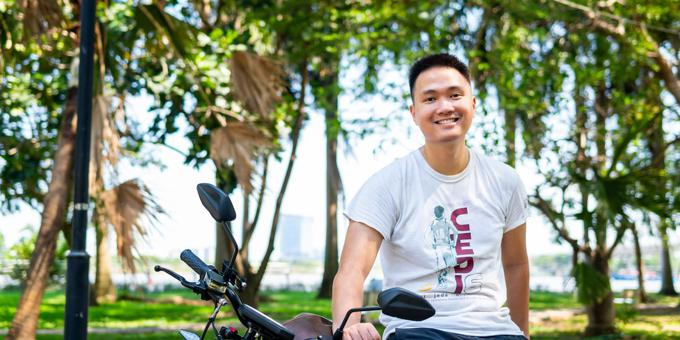 Vietnam Exclusive - Coffee with Founders: Son Nguyen, CEO of Dat Bike