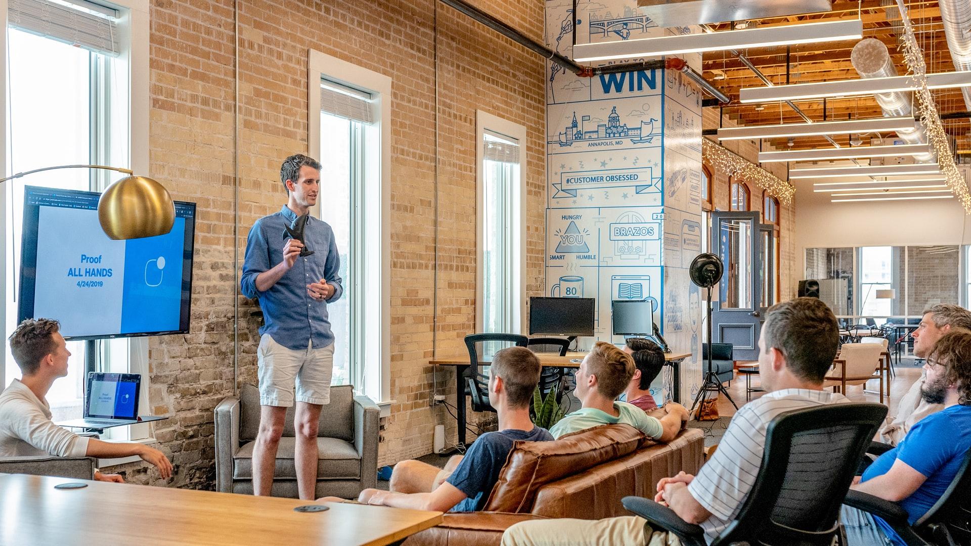 Pitching Strategies 1: Menarik Perhatian Investor