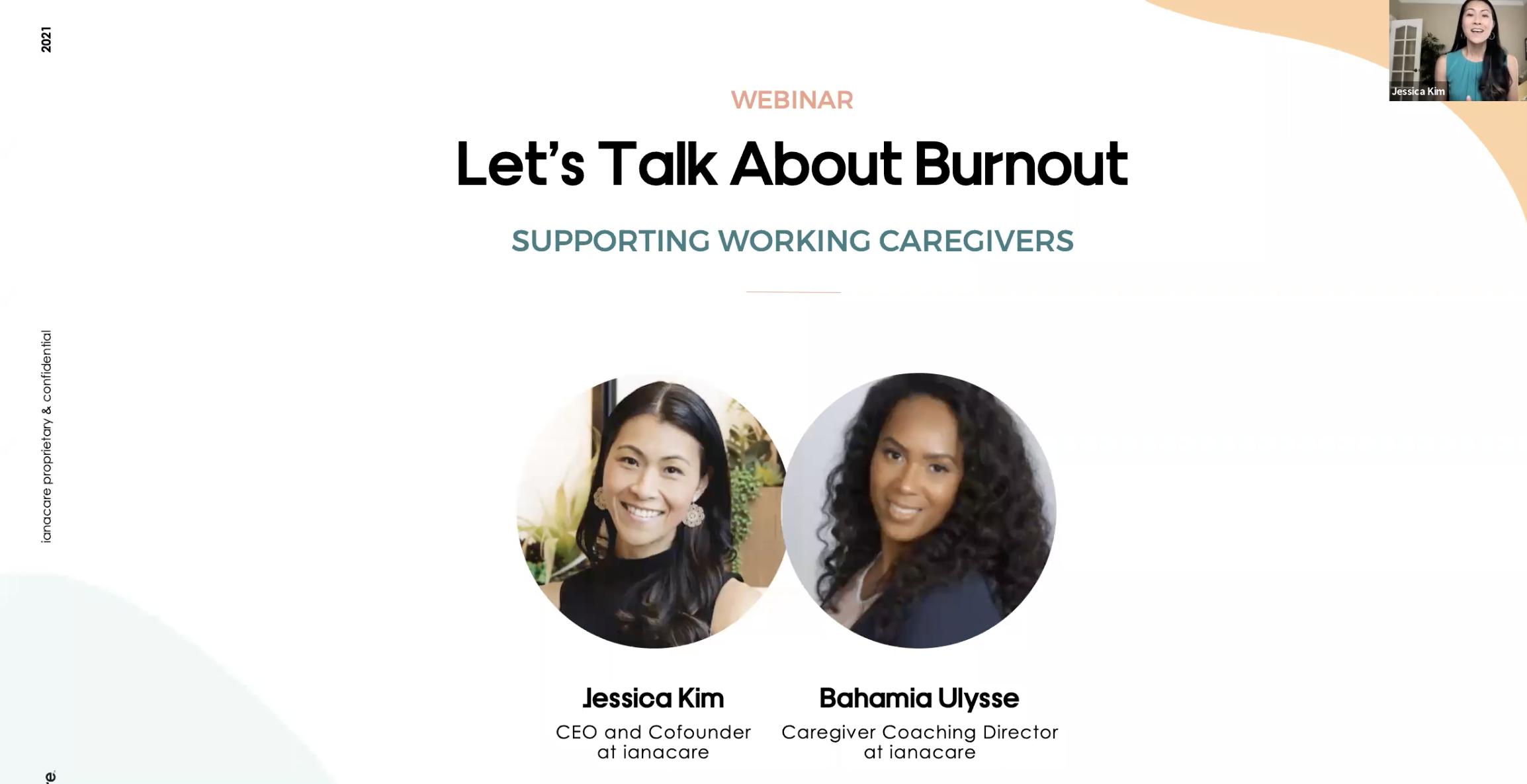 Watch:Let's Talk About Burnout
