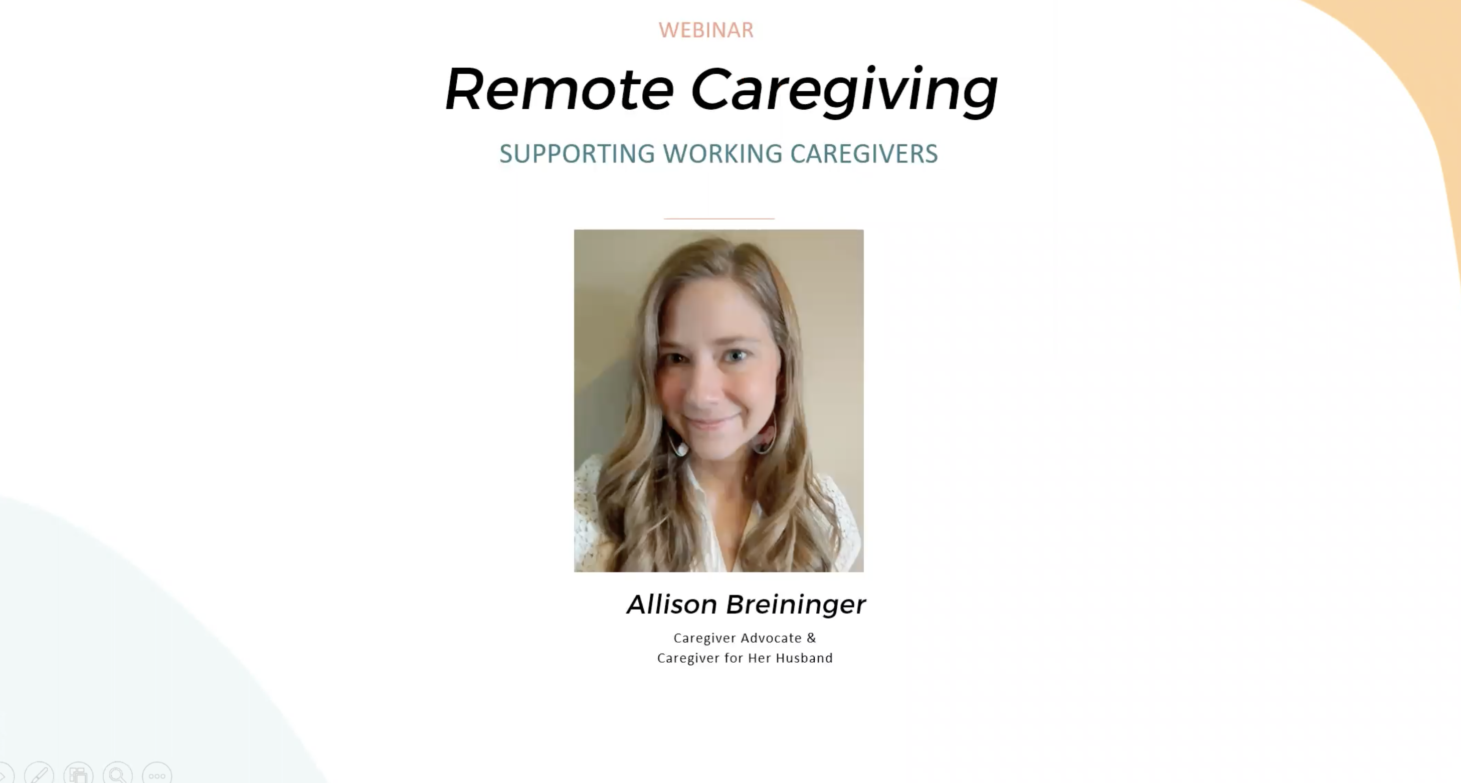 Watch: Remote Care: How to Caregive from a Distance