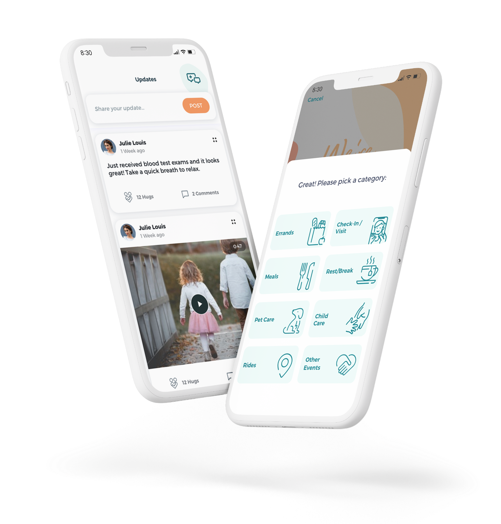 New features that mobilize care - with even more support!