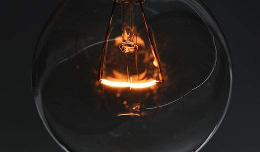 closeup photo of light bulb