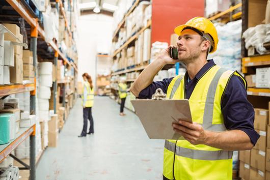 Logistics communication