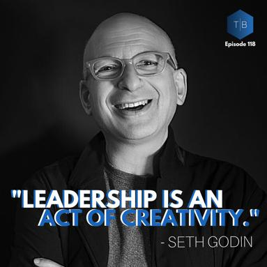 Podcast - Leadership is an Act of Creativity