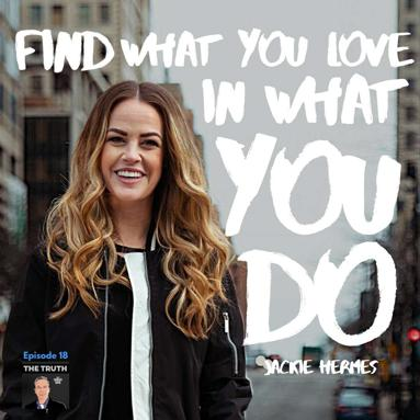 Podcast - Find What You Love In What You Do