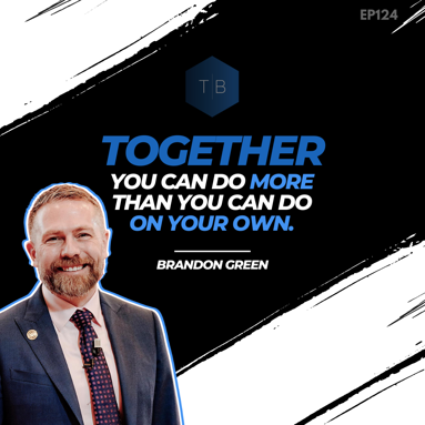 Podcast - Together You Can Do More Than You Can Do On Your Own