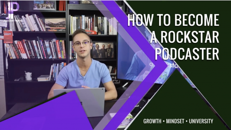 How to Become a Rockstar Podcaster