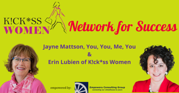 Networking for Success       Erin Lubien & Jayne Mattson       Replay