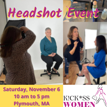 K!ck*ss Women Fall '21 Headshot Evvent