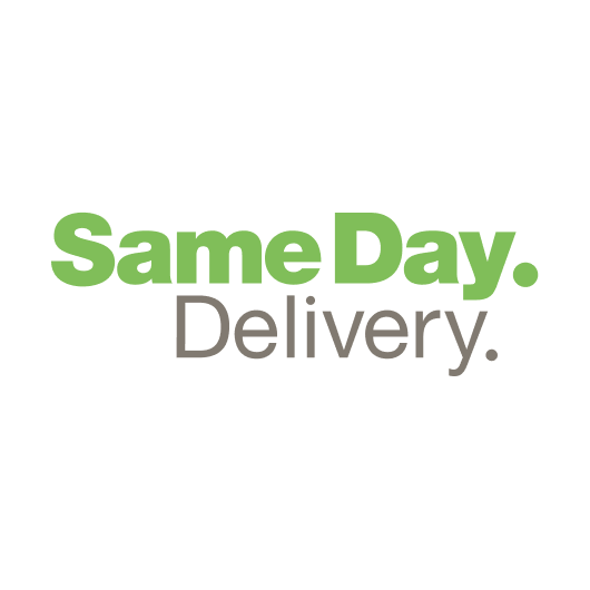 SameDay. Delivery Logo