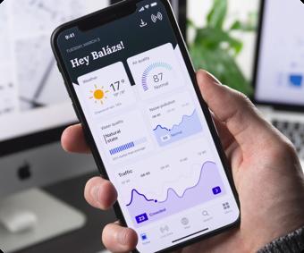 Smart mobile app