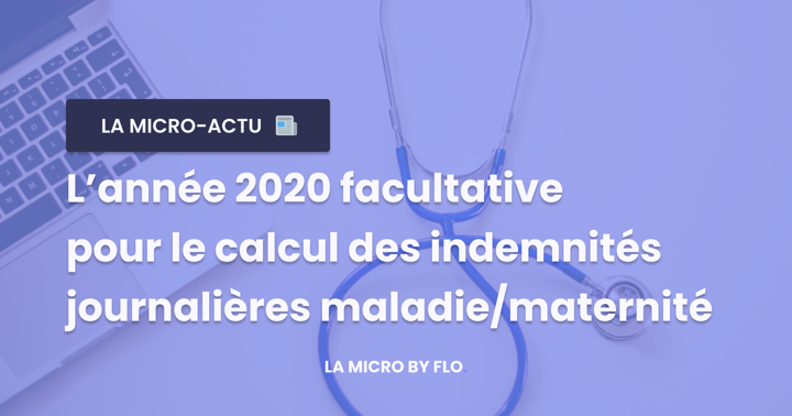 Annee 2020 calcul des IJ