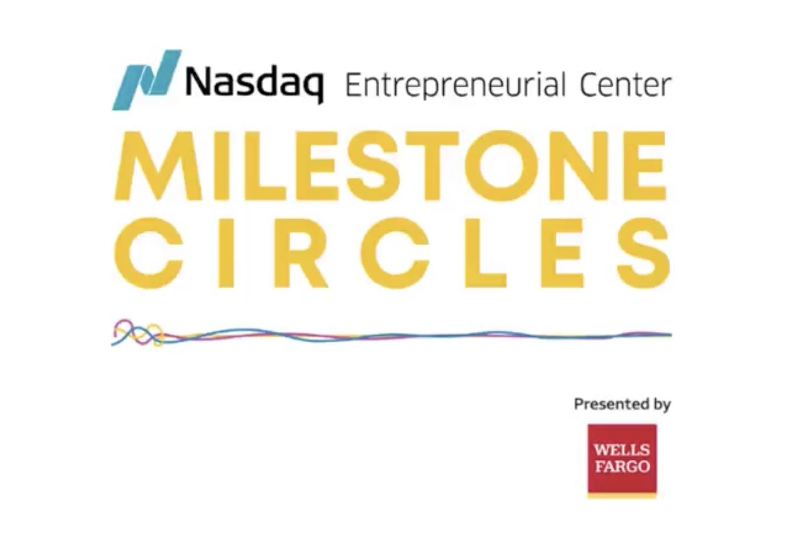 Nasdaq Milestone Circles