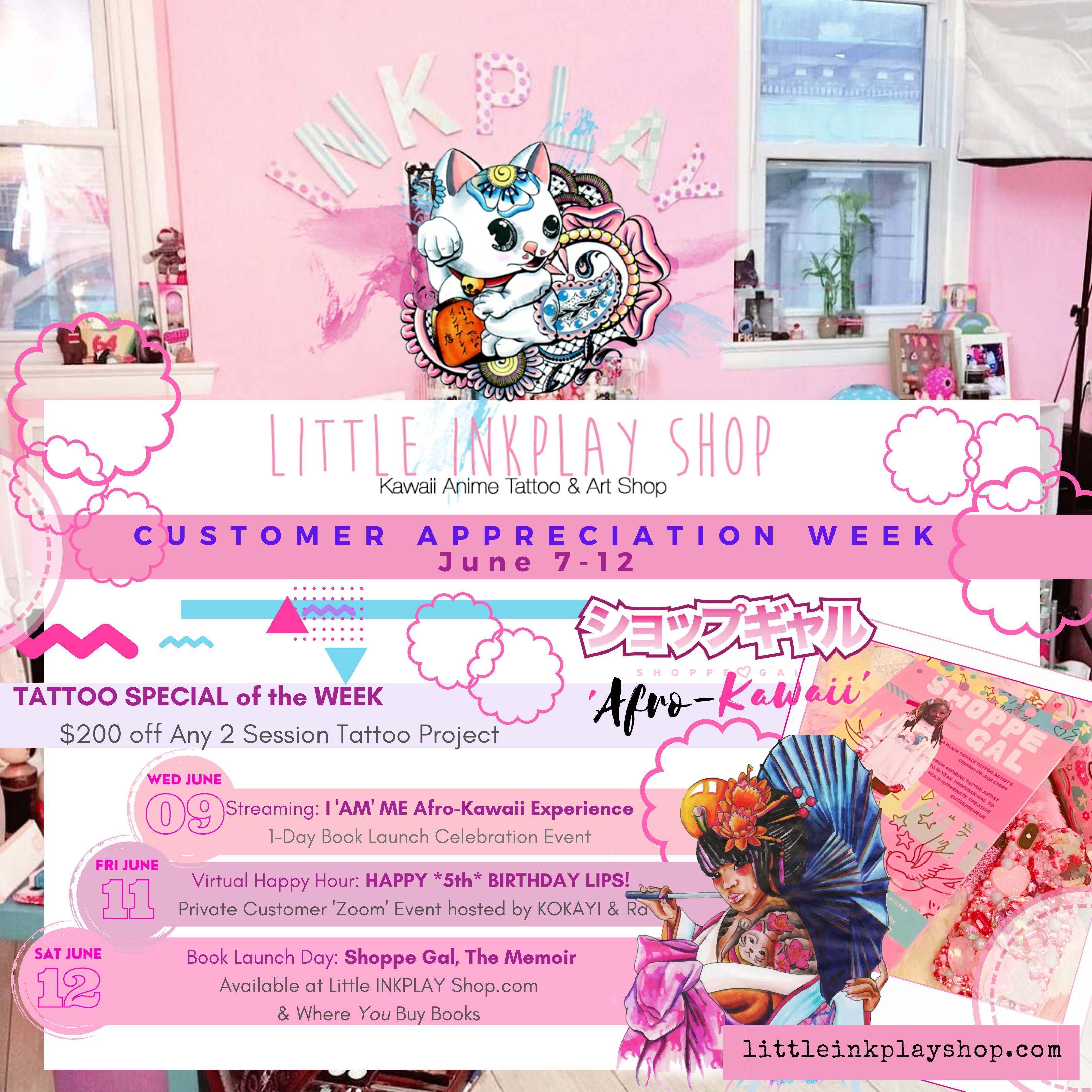 Customer Appreciation Week 2021, June 7-12