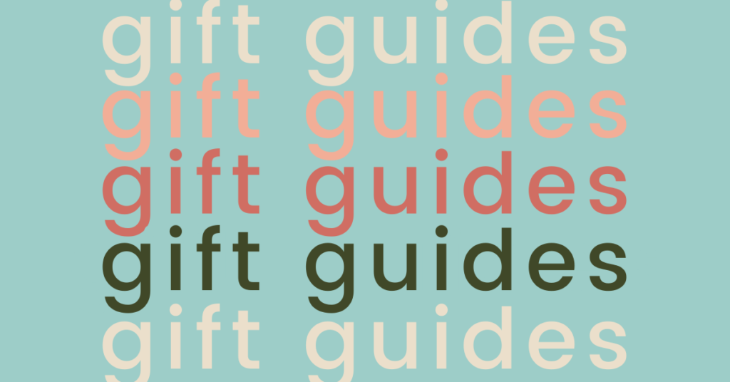 The gift of curation: Our favorite gift guides featuring small businesses, minority-owned brands