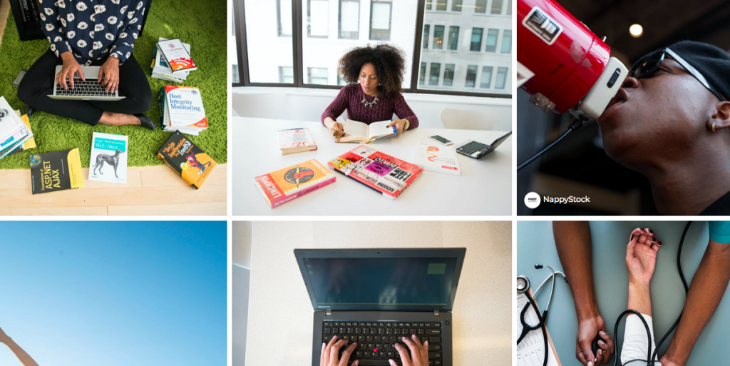 Our five favorite resources for stock photos, illustrations, and more