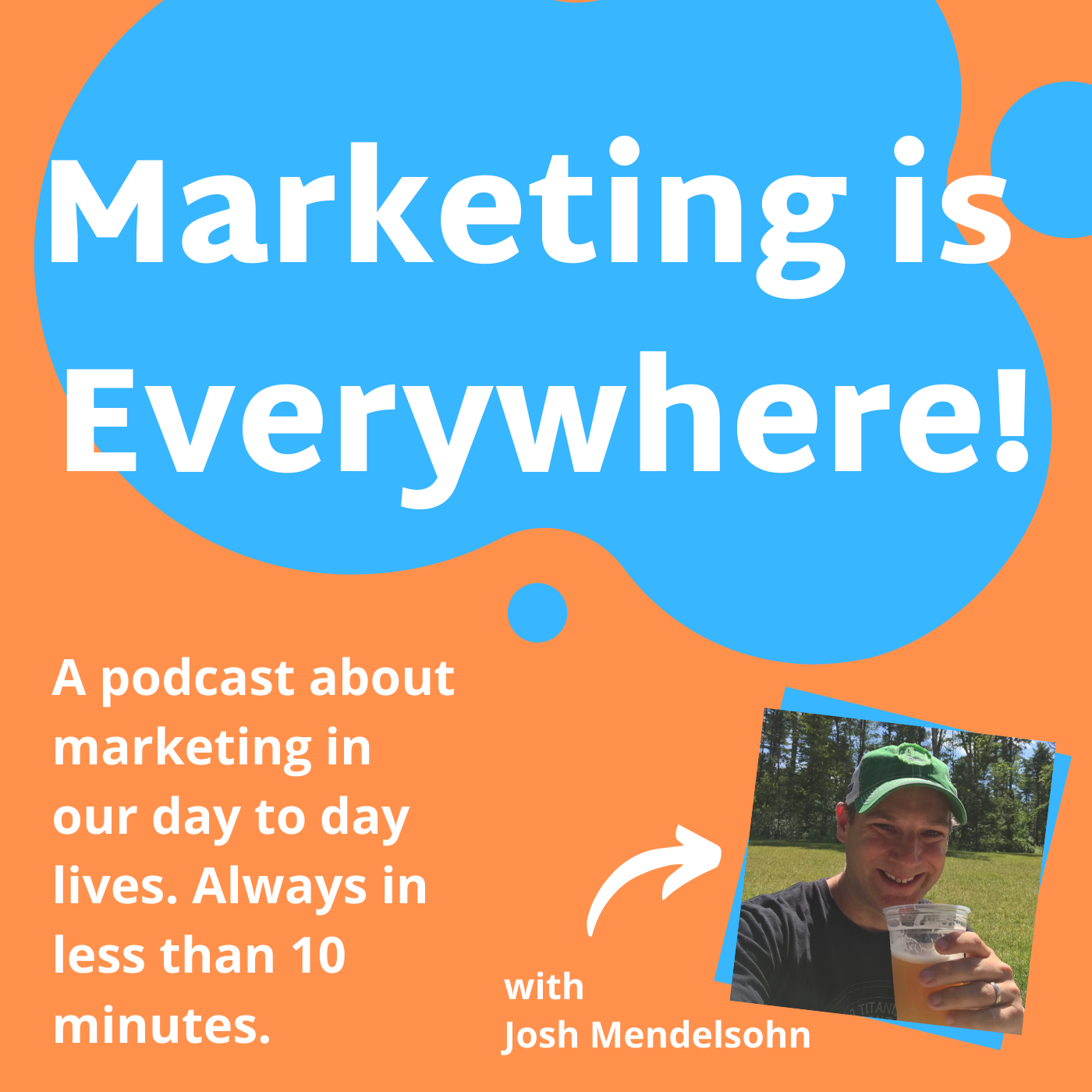 Introducing Marketing is Everywhere! A new type of marketing podcast.