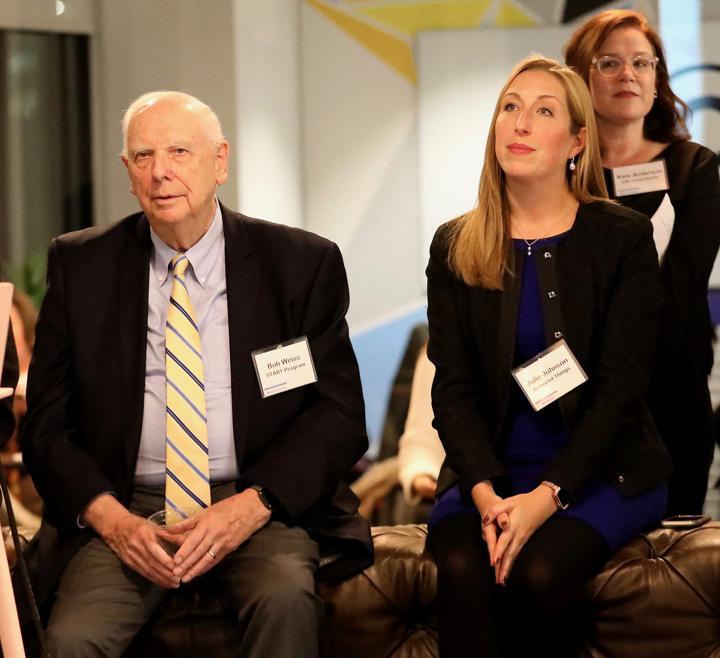 Bob Weiss, Creator of MassVentures START Grant Program