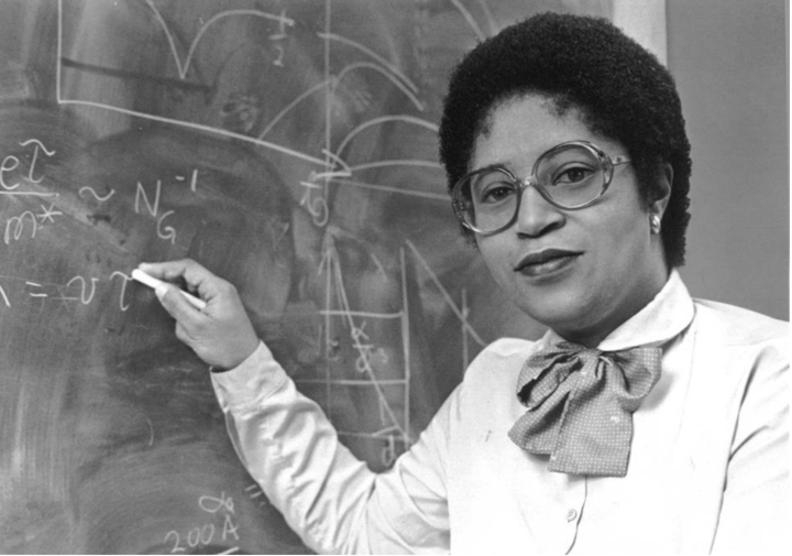 Shirley Jackson, a theoretical physicist, and now president of Rensselaer Polytechnic Institute, was the first Black woman to receive a PhD from MIT, in 1973.