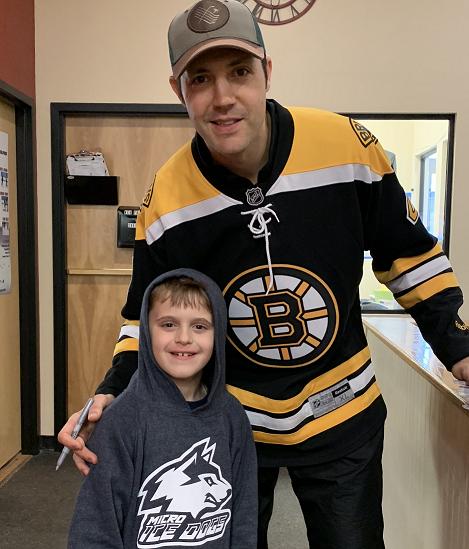 Bruins Academy 2018