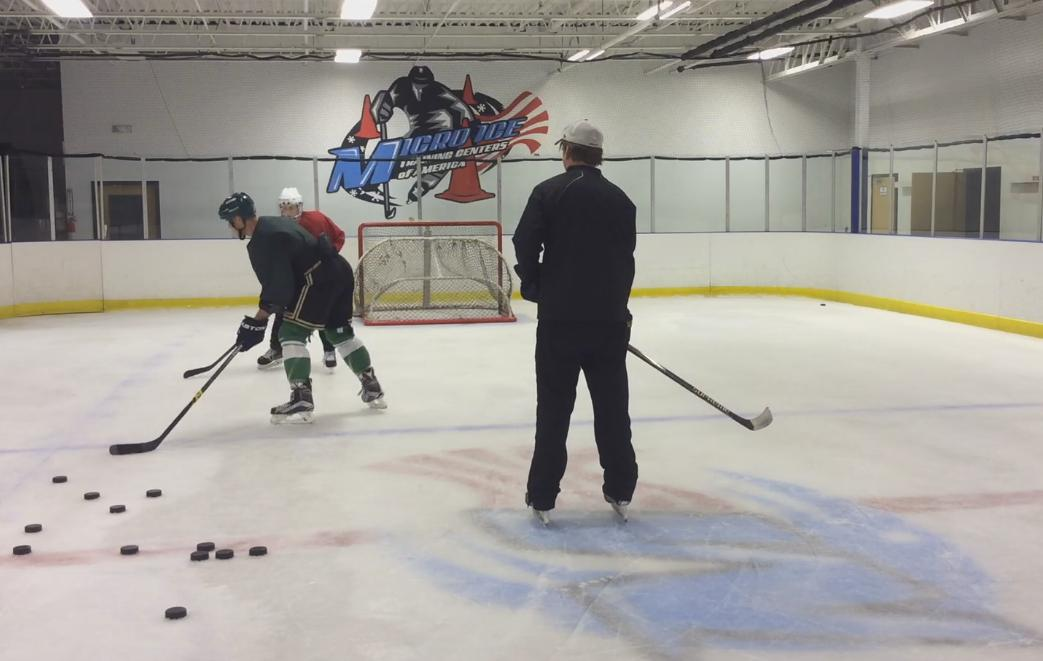 Private Hockey Lessons In North Andover, MA