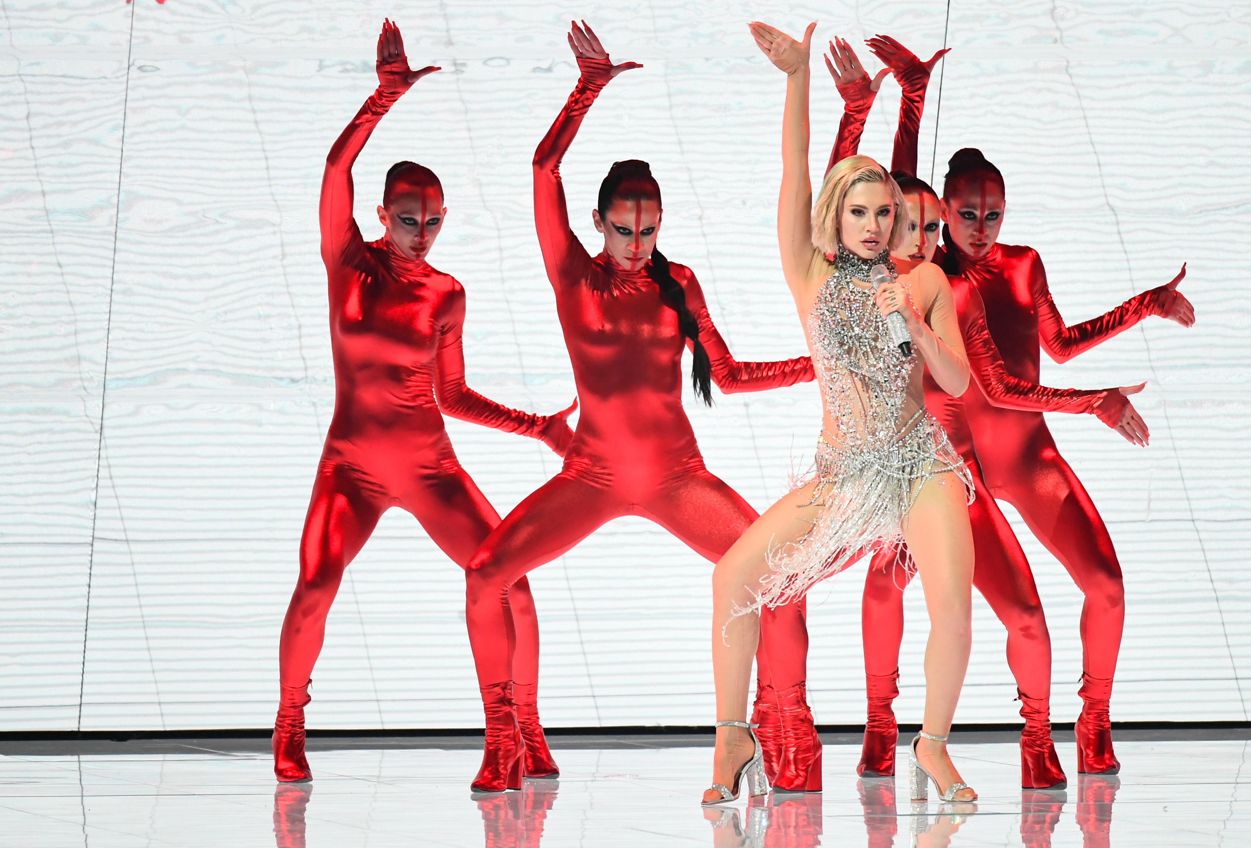 'El Diablo!' Cyprus Eurovision entry makes some see red