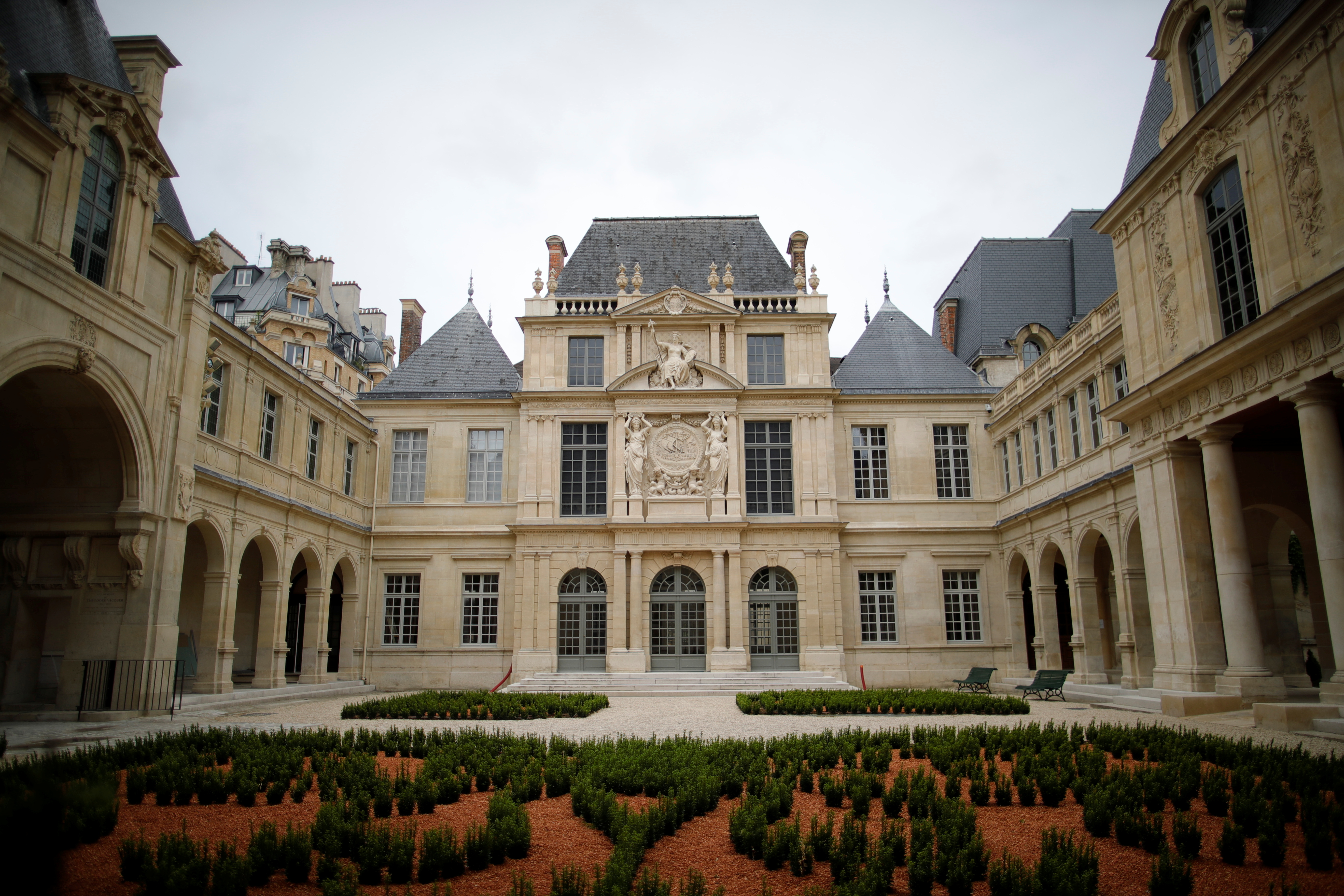 Revolutionaries and royalty showcased at revamped Paris museum