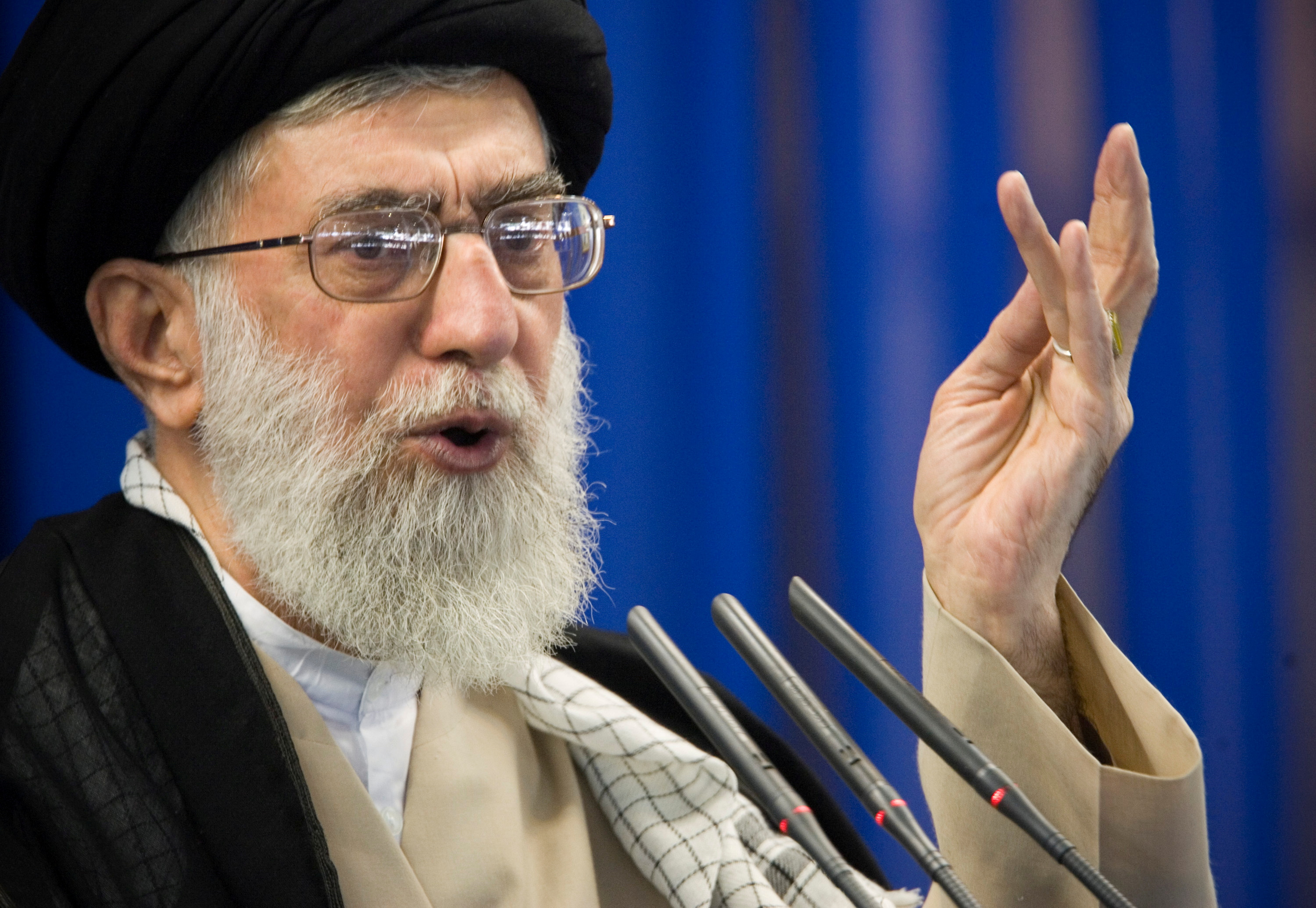 Analysis: Khamenei's election agenda may slow revival of Iran nuclear deal