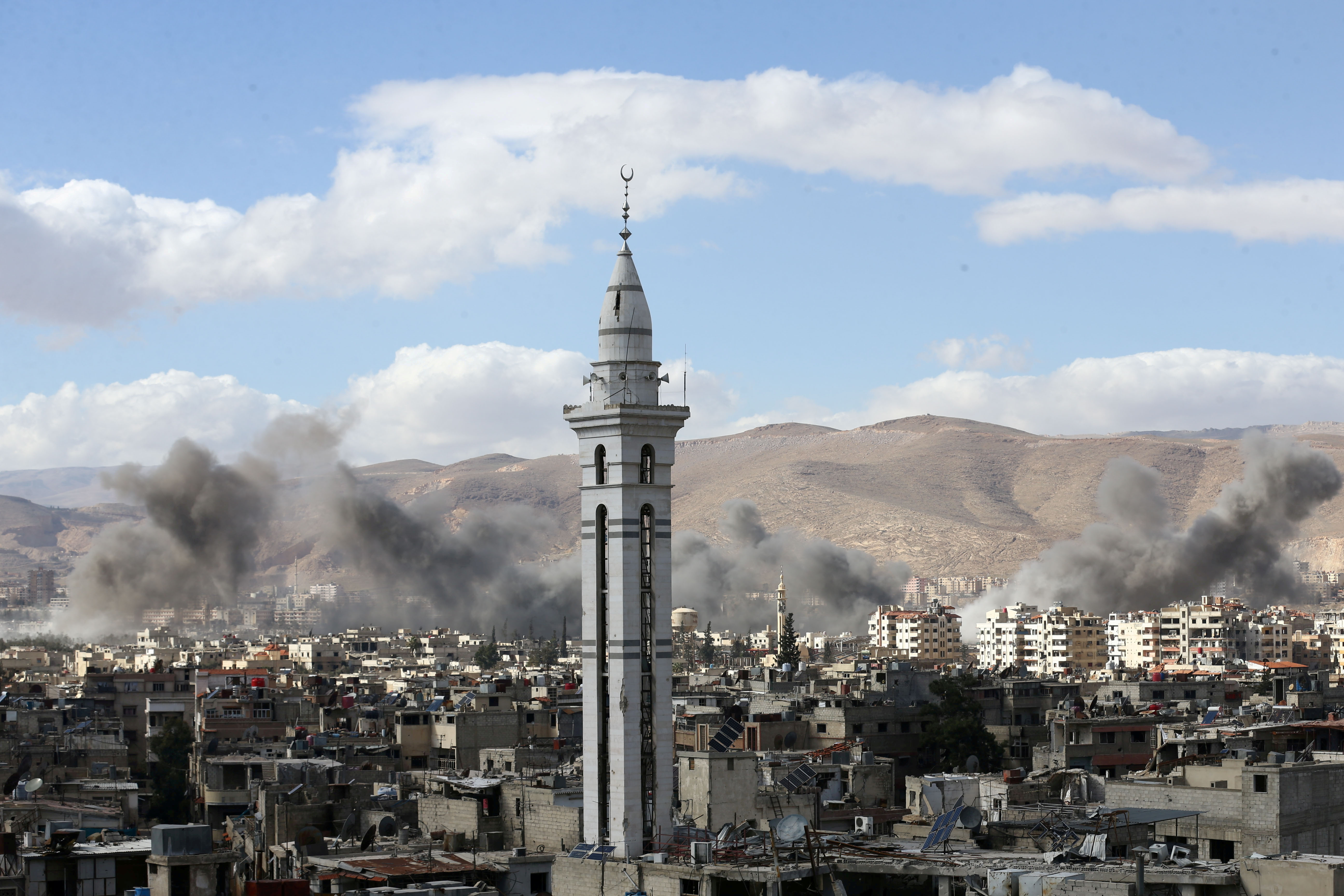 The cost of ten years of devastating war in Syria
