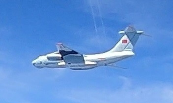 Malaysia to summon Chinese envoy over 'suspicious' air force activity