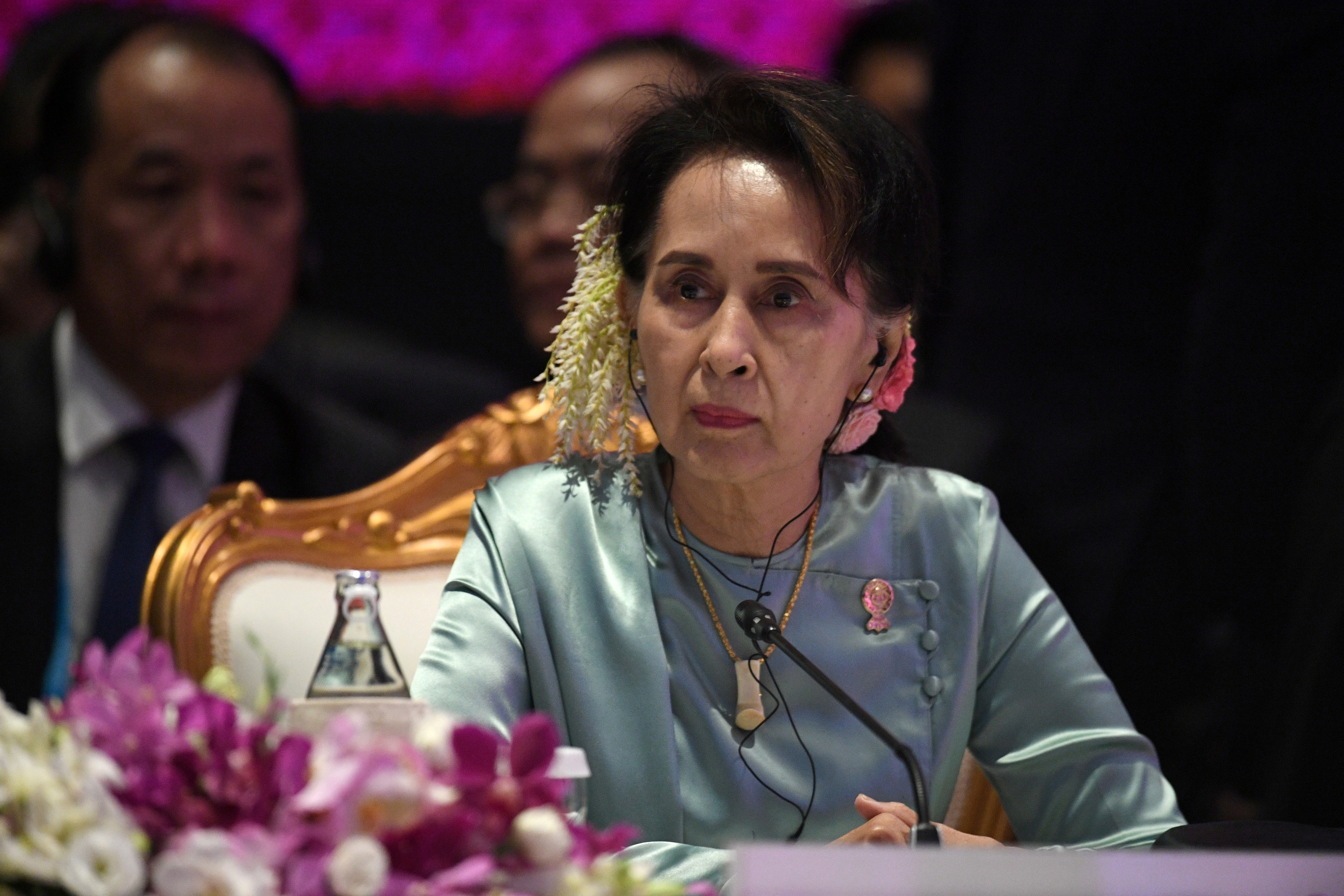 First cases against Myanmar's Suu Kyi to end late July, lawyer says
