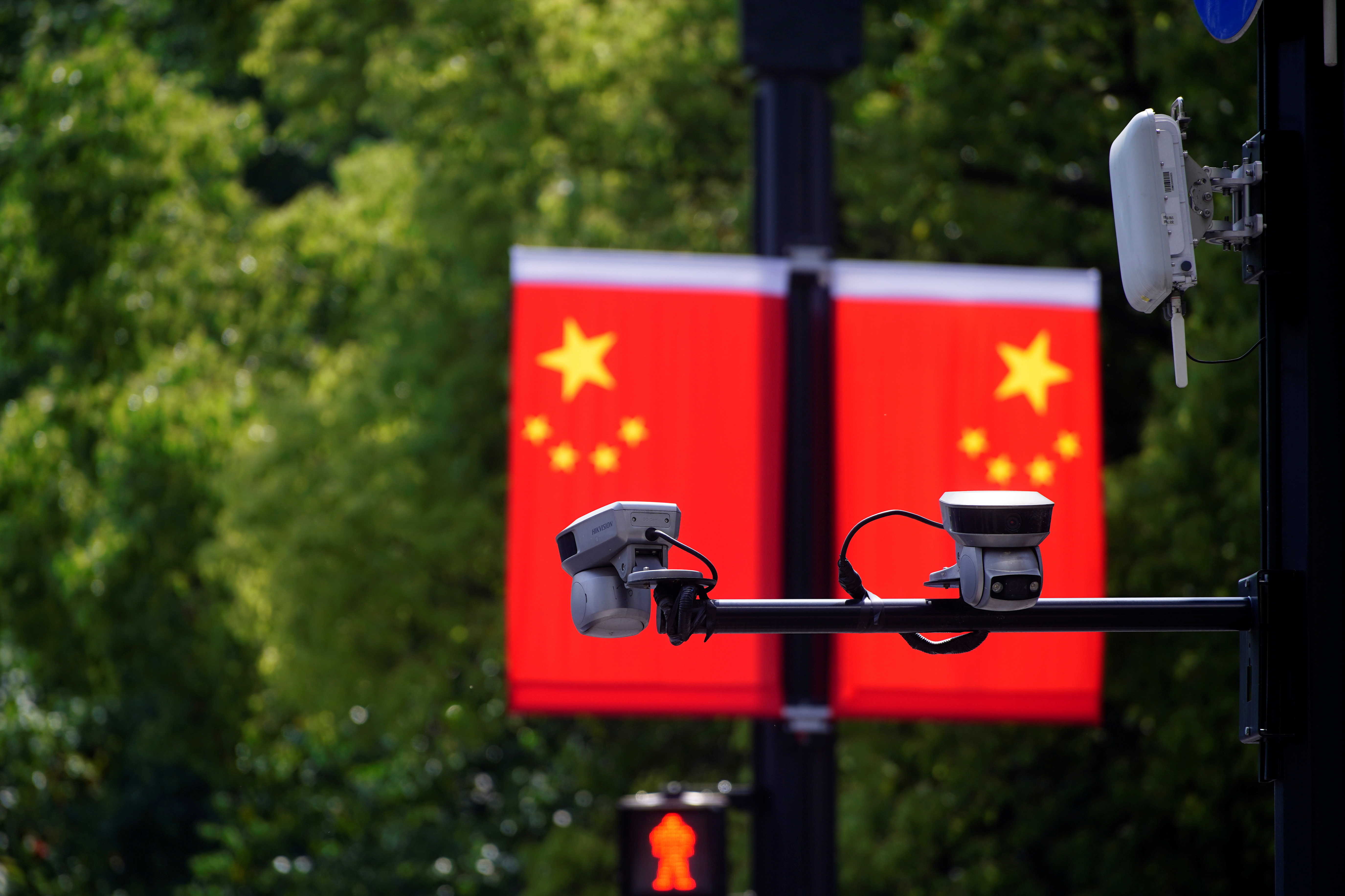 China's legislature to examine anti-foreign sanction draft law: state TV
