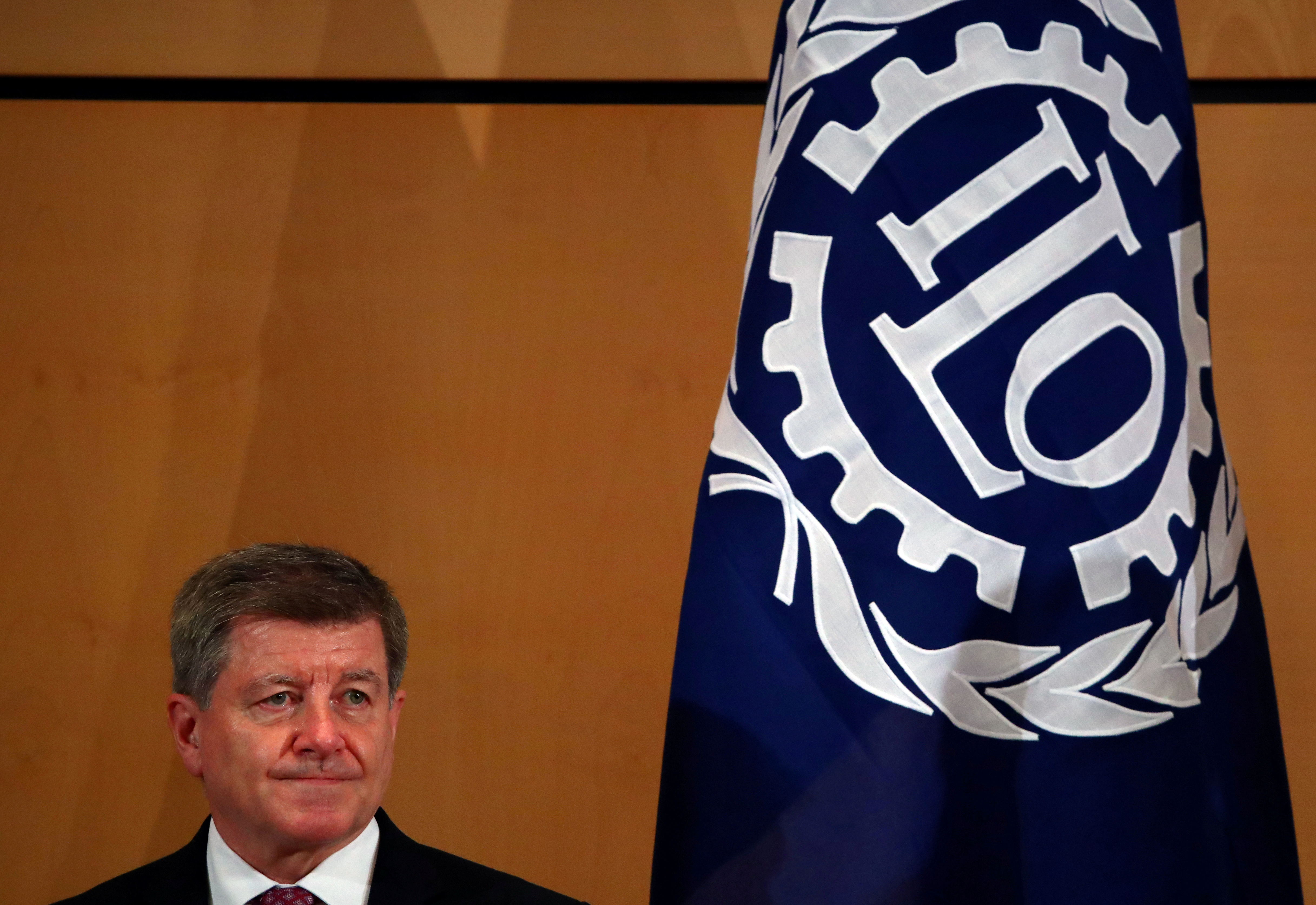 ILO chief says pandemic's impact on work is