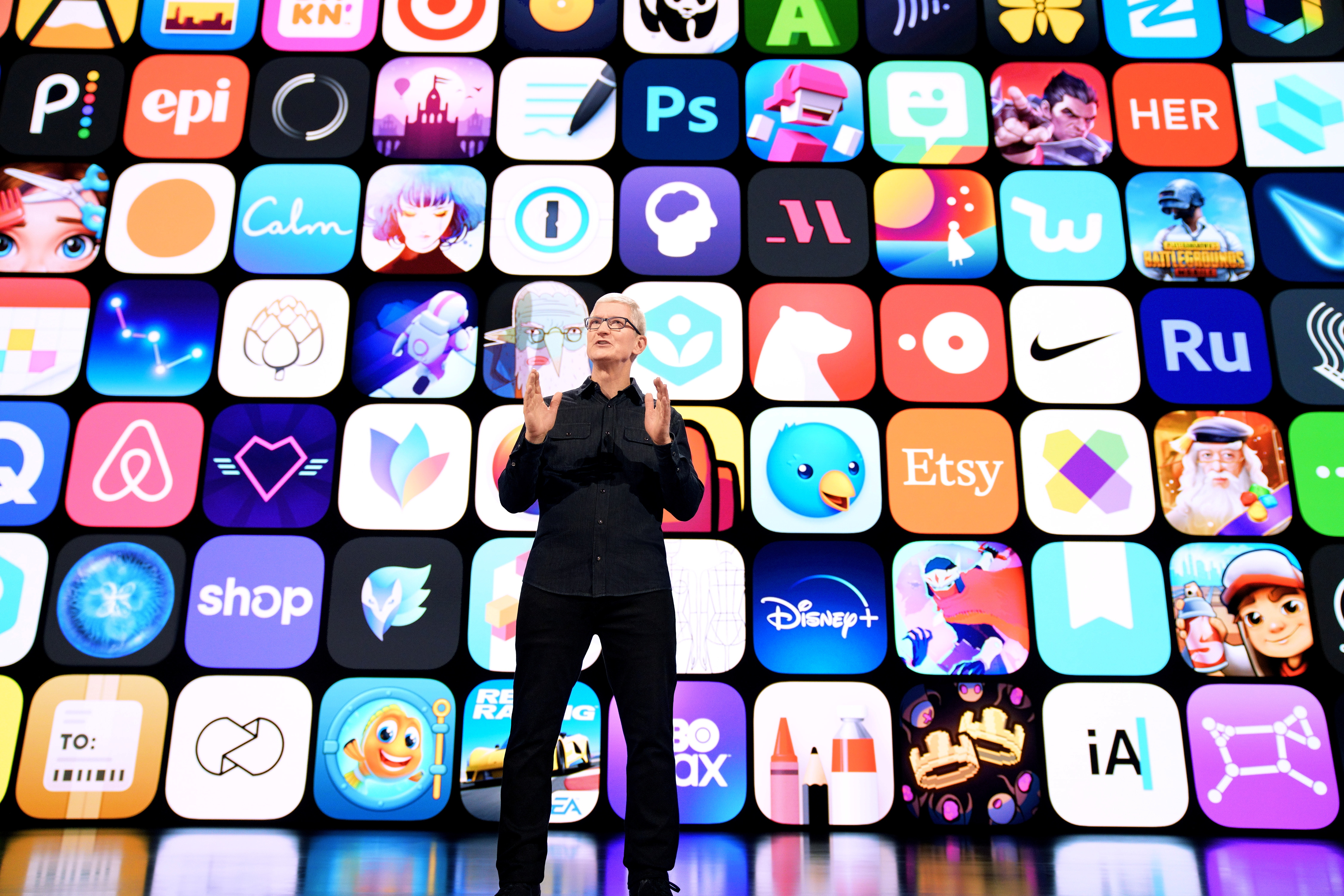 Apple to increase user privacy, rivals accuse