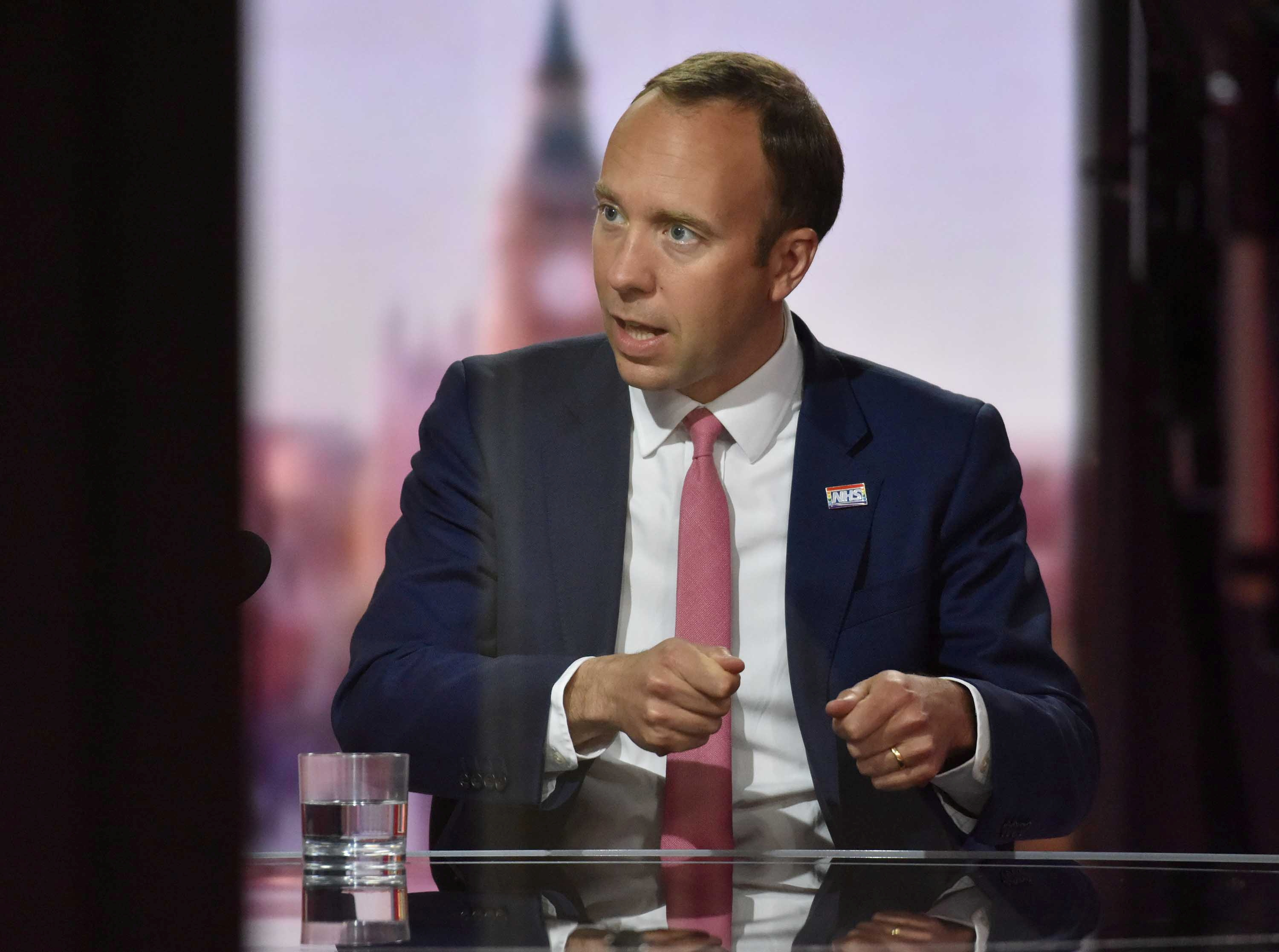 UK health minister defends COVID-19 record after allegations by former PM aide