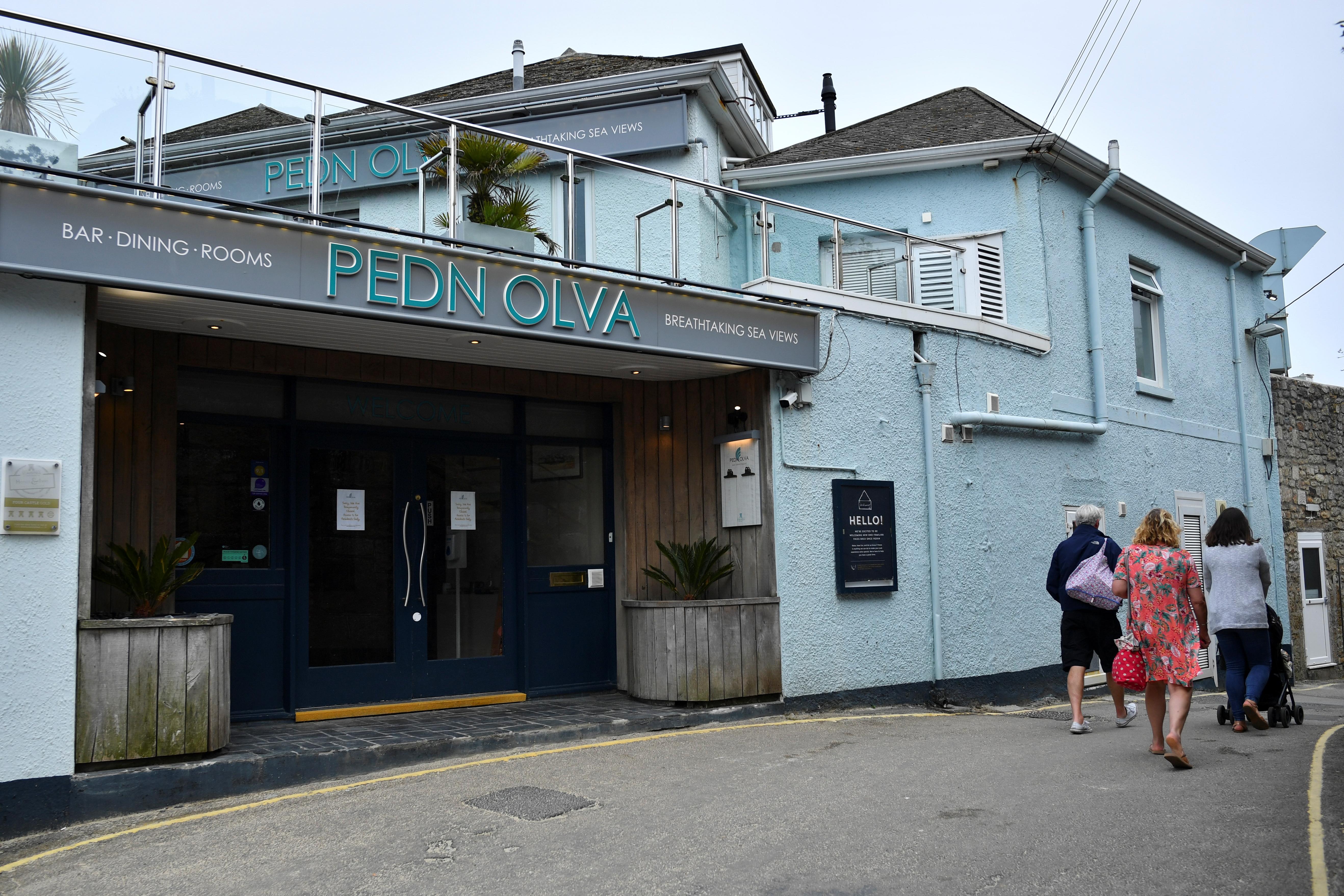 COVID-19 outbreak closes hotel hosting G7 summit delegation