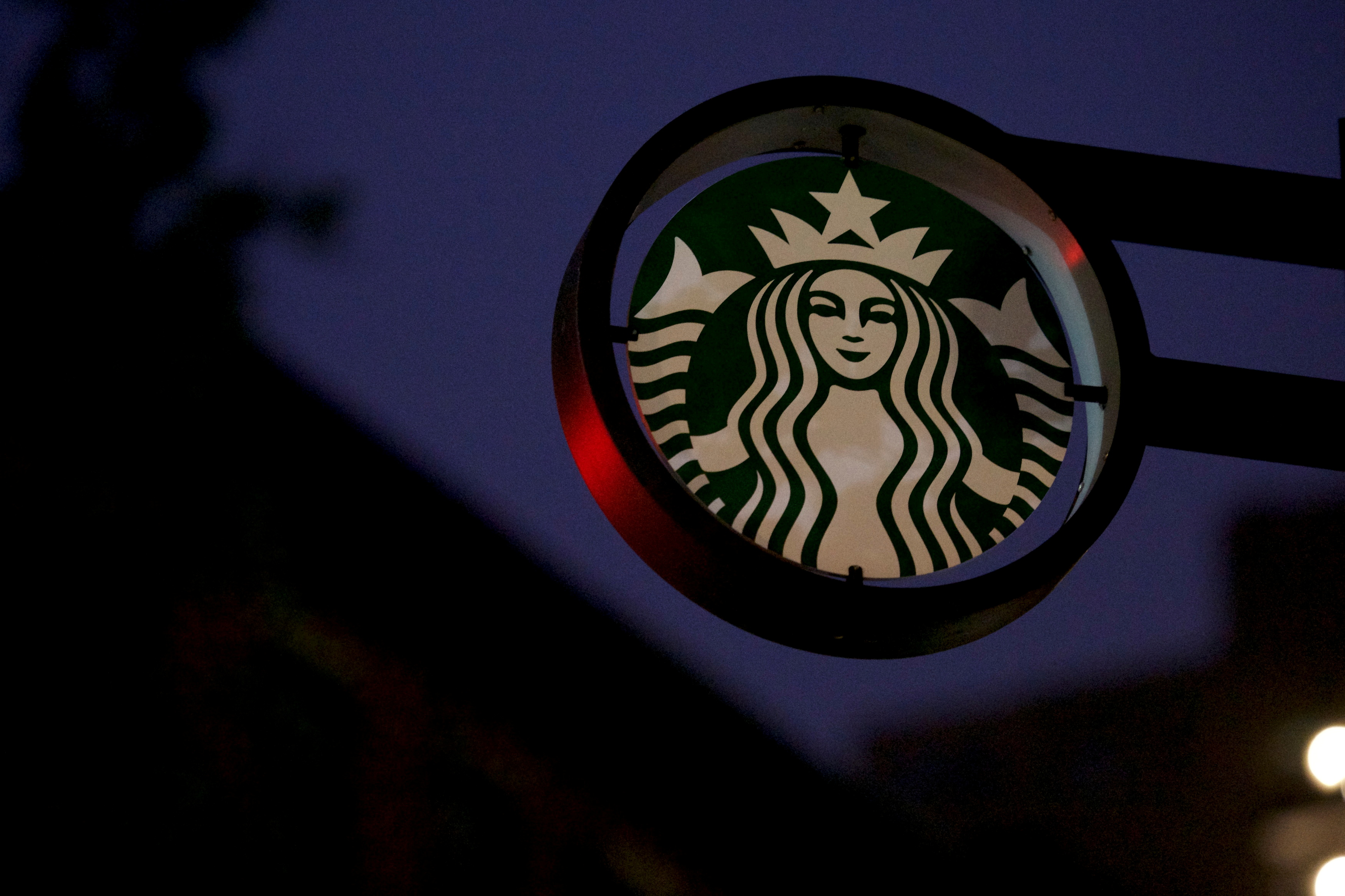 Starbucks seeks approval for stadium naming rights